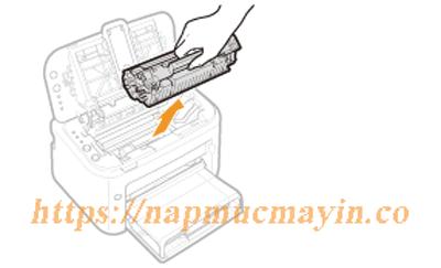 Cách thay mực máy in Canon LBP 6230DN 5