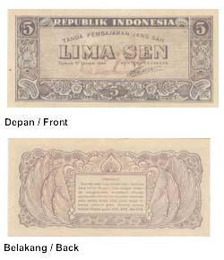 Oeang Republik Indonesia atau ORI