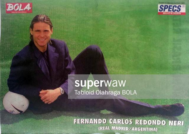 Fernando Redondo Real Madrid