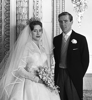 Anthony Armstrong-Jones and Princess Margaret