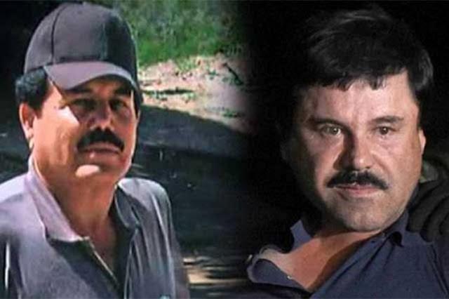 """""""El Blanquedador"""" hunde a El Chapo Guzman y se lleva entre las """"patas a """"El Mayo Zambada"""""""