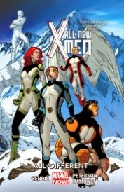 Cover of All-New X-Men Volume Four: All Different