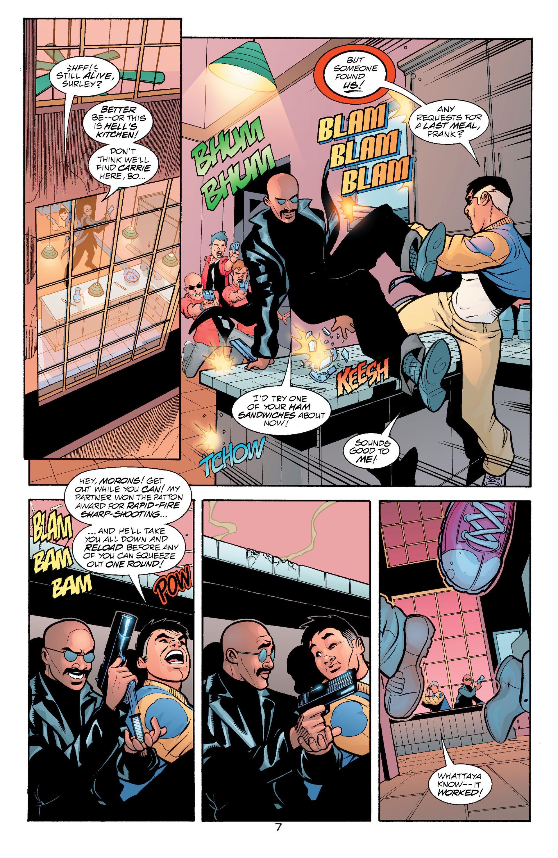 Harley Quinn (2000) Issue #12 #12 - English 7