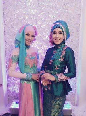 Inspirasi Hijab Kebaya Terbaru