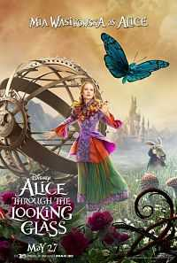 Alice Through the Looking Glass (2016) Movie Download 300mb HDRip