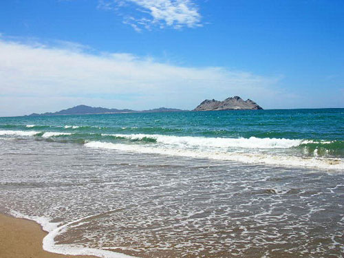 RV Beach vacation destination bahia Kinoe