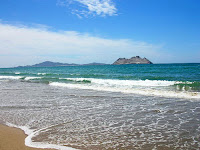 Rv Beach Vacation Destination Bahia Kino, Sonora Mexico
