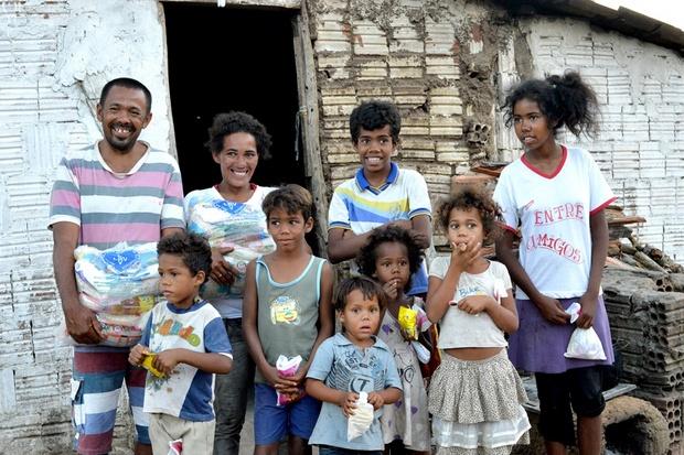 LBV mobiliza sociedade pernambucana apoiar a Campanha de Natal