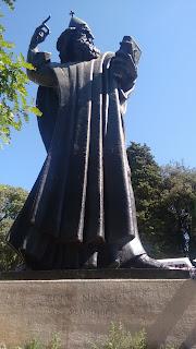 split croacia estatua