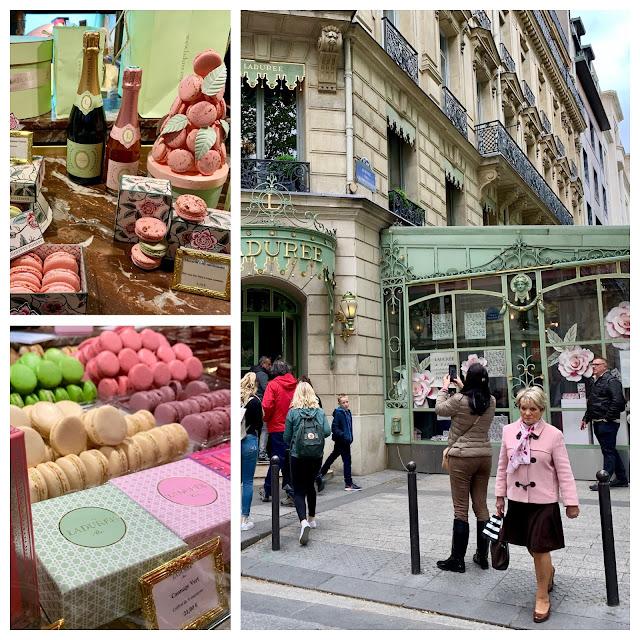 Pariisi macarons