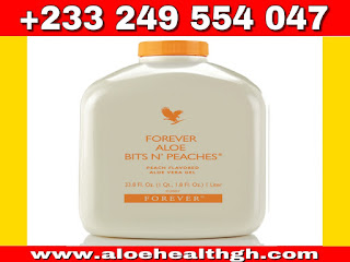 Forever Aloe Bits N' Peaches (forever-living-products ) provides another great taste to enjoy with its 100% stabilized aloe Vera gel and just a touch of natural peach flavor and peach concentrate