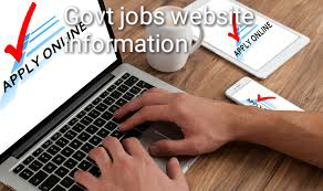 Govt jobs website list