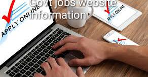 Govt Jobs website के बारे में जानकारी हिंदी में  - शब्द (shabd.in)