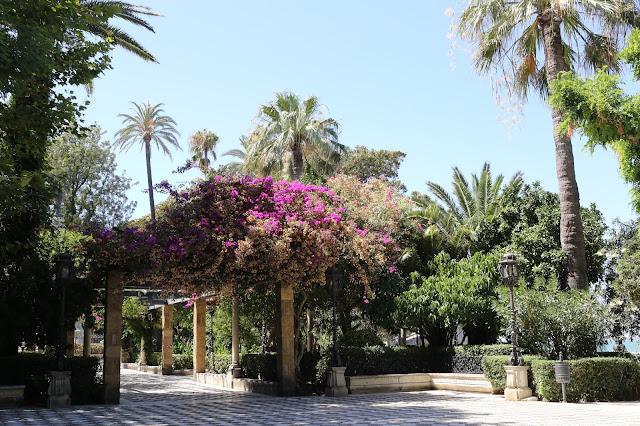 Jardín de la Alameda Apodaca y del Marqués de Comillas
