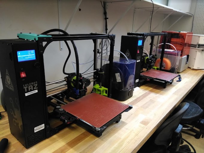 3D Printer WorkShop at Bridgewater State University