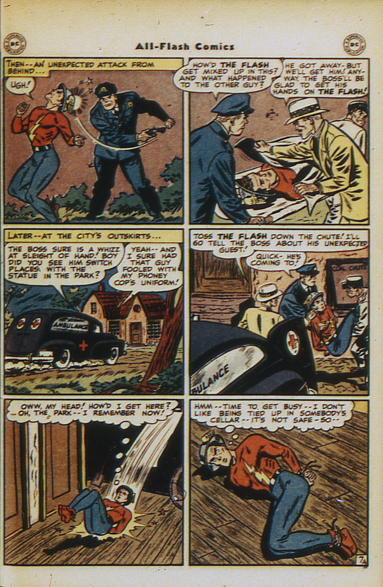 Read online All-Flash comic -  Issue #30 - 9
