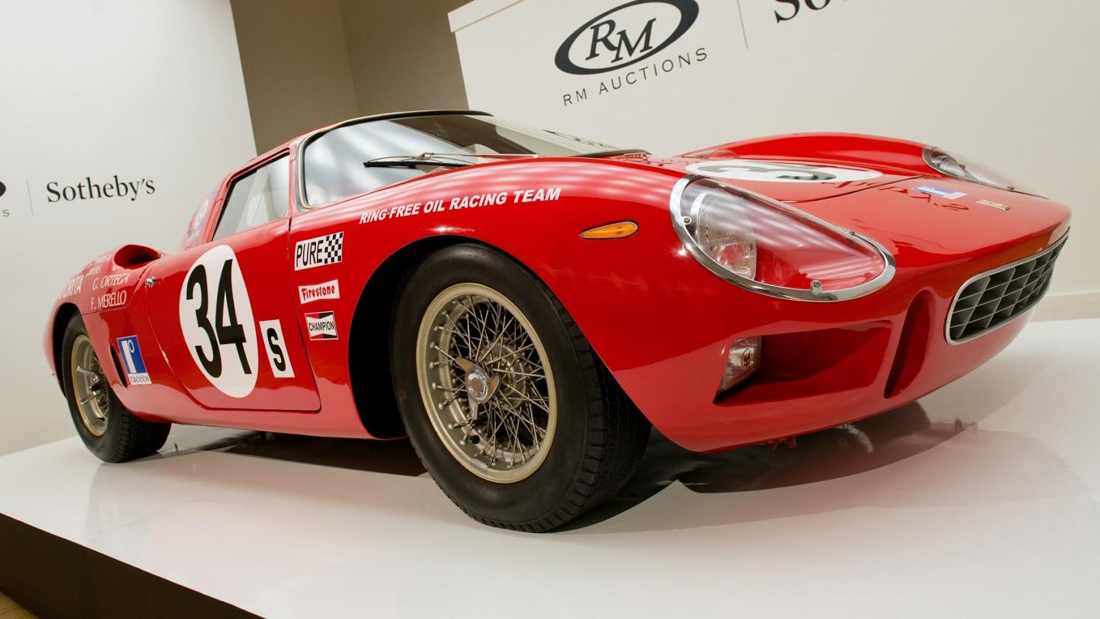 $14,300,000 – 1964 Ferrari 250 LM