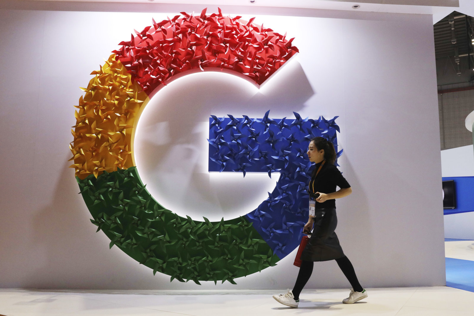 Google's Contractors Outnumber The Full-Time Employees