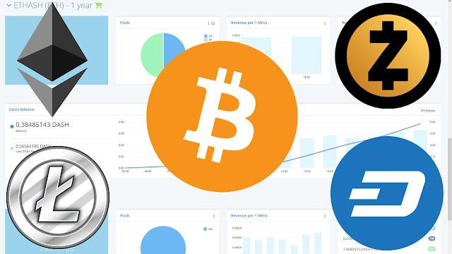 Daftar Perusahaan Penyedia Jasa Layanan Cloud Mining Cryptocurrency Bitcoin dan Altcoin Terpercaya