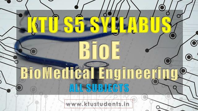 ktu biomedical