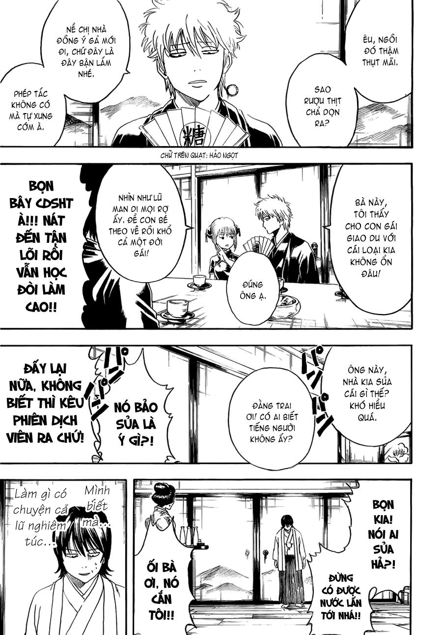 Gintama Chap 385 page 6 - Truyentranhaz.net