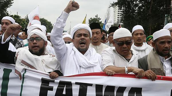 Habib Rizieq Kritik Jokowi, Kunjungannya ke Ormas Islam Hanya Kamuflase