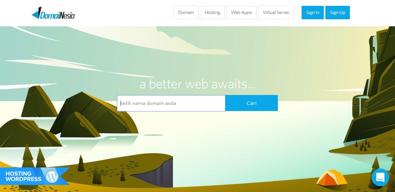 Domainesia Pilihan Cerdas Hosting Domain Murah Terbaik Berkualitas