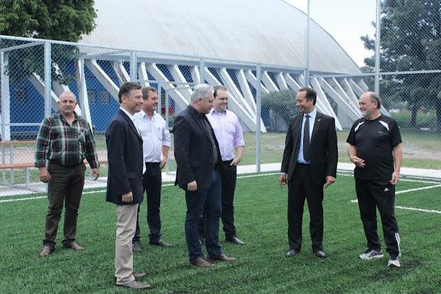 SEET terá apoio do Ministério do Esporte para viabilizar arenas multiuso