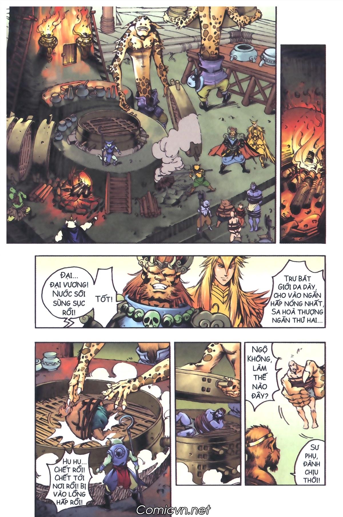 Tây Du Ký màu - Chapter 123 - Pic 2