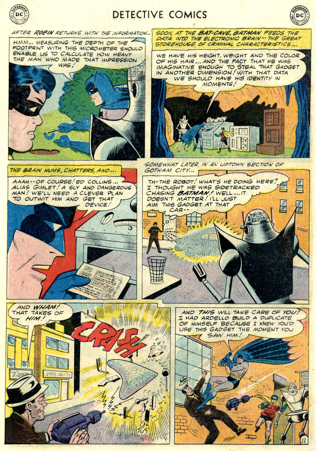 Detective Comics (1937) 279 Page 12
