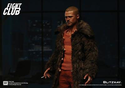 Tyler Durden From Fight Club Brad Pitt 1 Life Size Bust Sculpture