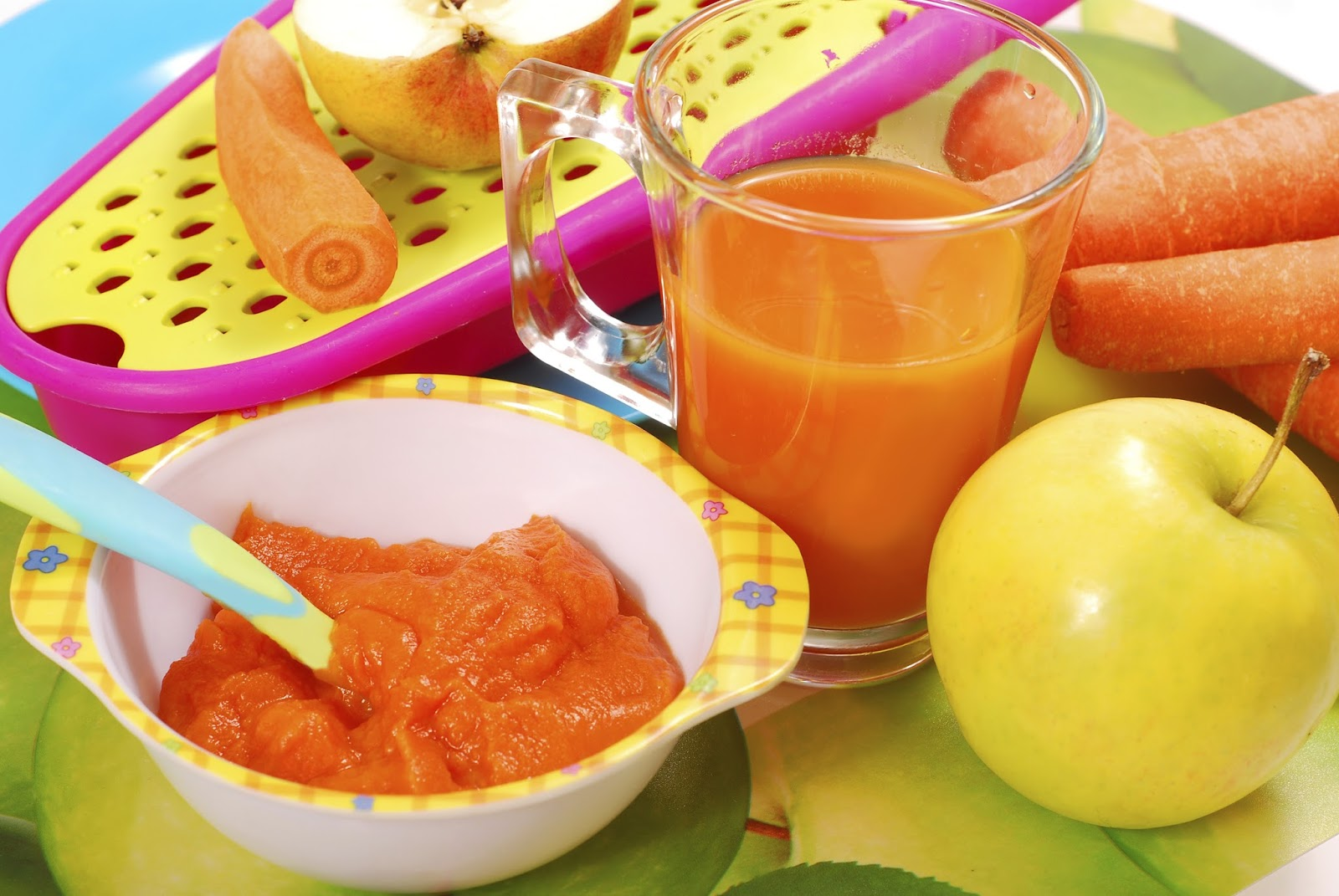 When Can We Start Solid Food For Infants