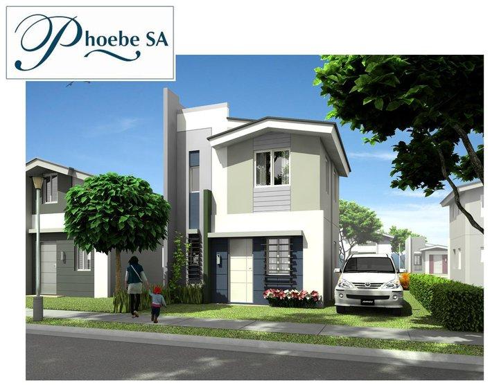 Phoebe House Model Of Avida Village Iloilo By Avida Land