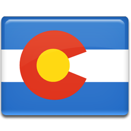 Colorado Flag Vector Clip Art Free Clip Art Images