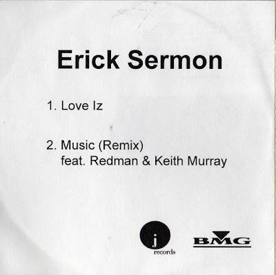 Erick Sermon – Love Iz (2002) (CDr Promo) (FLAC + 320 kbps)
