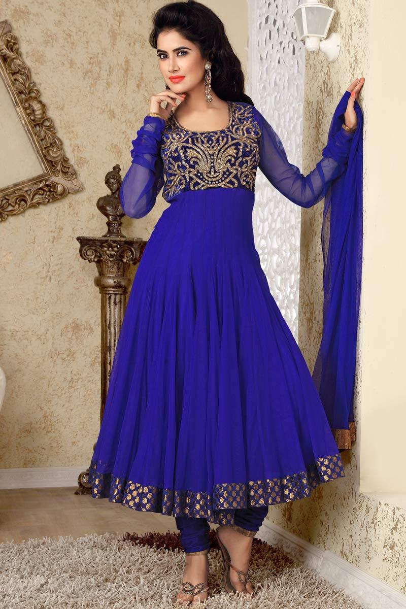 Buy Designer Anarkali Suits Online - Latest Fashion Today