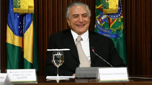Michel Temer - Presidente da República