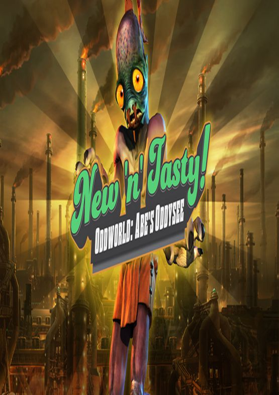 Download Oddworld Abes New n Tasty Complete Edition for PC free full version