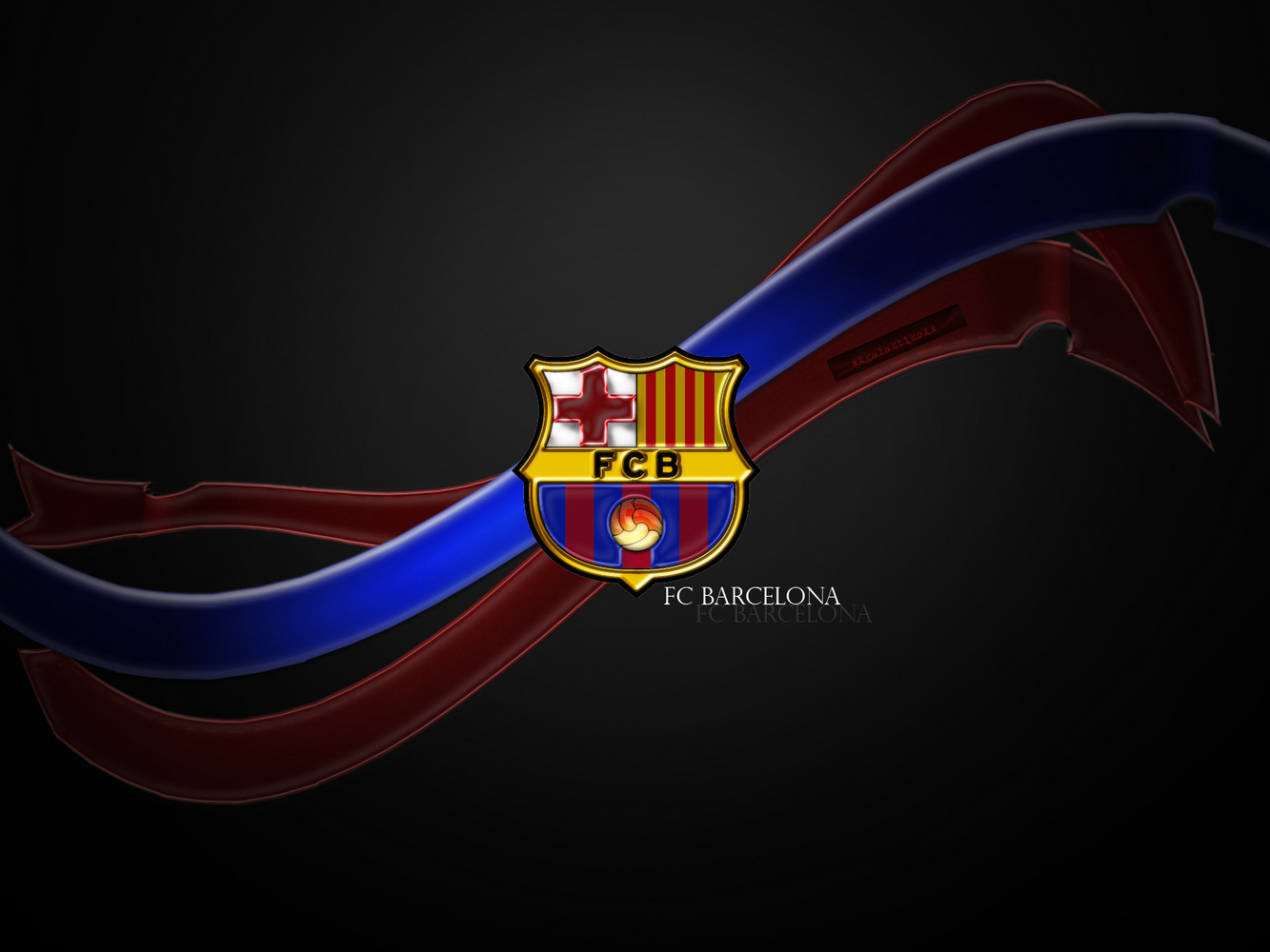 ALL SPORTS CELEBRITIES: FC Barcelona Logos New HD Wallpapers 2013