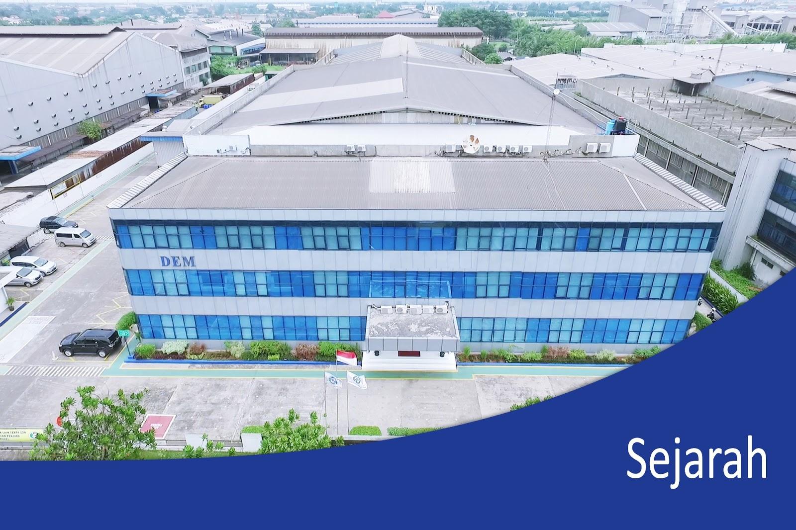 INFO Lowongan Kerja Pabrik PT.Dharma Electrindo Manufacturing (PT.DEM) Jababeka Cikarang