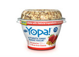 Yopa! Strawberry Greek Yogurt with Granola (www.yopa.com)