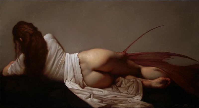 Roberto Ferri 1978 | Italian Baroque style painter | New 2012 !!