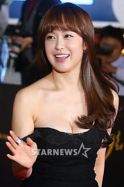 Yoo So Young (유소영) - 49th Daejong Film Festival Awards (DFFA 2012) on 30 October 2012
