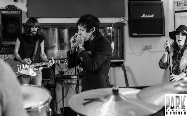 Brandy Row and the Coalition of Sound | Birmingham Recording Studio | Park Studios JQ