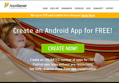 Apps Geyser uses HTML 5 to add advanced features and enhance user experience.