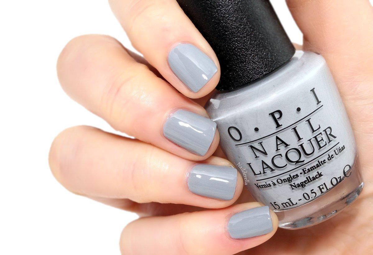 Opi Fifty Shades Of Grey Collection Nailderella
