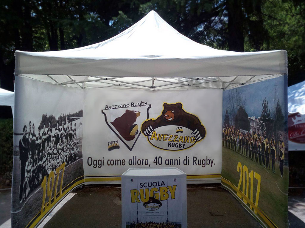 Stand Rugby - Settimana Marsicana
