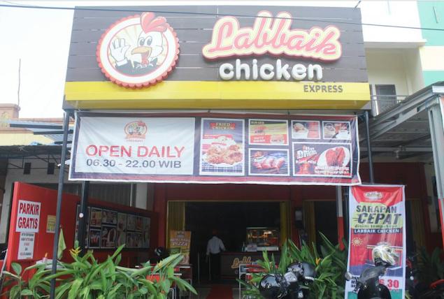 Lowongan Kerja Banyak Posisi Labbaik Chicken Store Grogol Cilegon