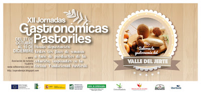 XII Jornadas Gastronómicas Pastoriles. Valle del Jerte.
