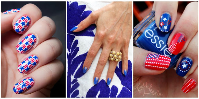 4th-of-July-Nail-Art